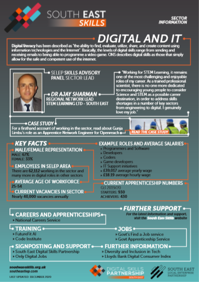 Screenshot of factsheet that can be accessed in PDF format by the following link